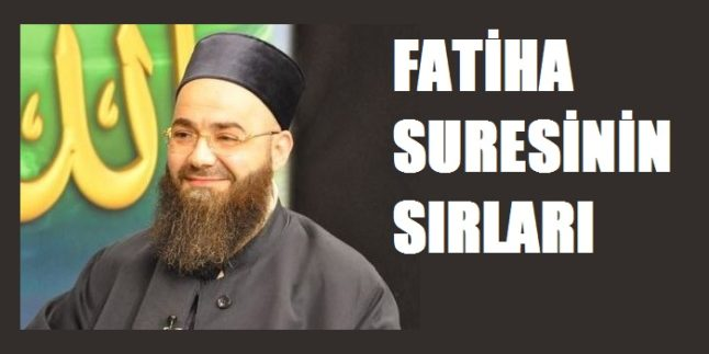 Fatiha Suresinin Sırları