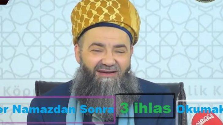 Her Farz Namazdan Sonra 3 ihlas Suresi Okumak?